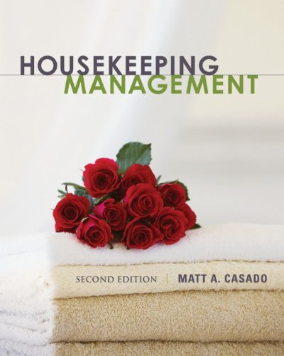 Cover art for Housekeeping Management, 2nd Edition