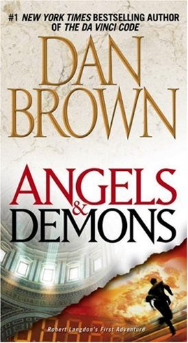 Angels and Demons   2006 9781416524793 Front Cover