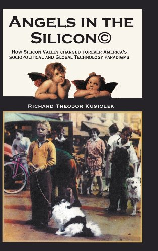 Angels in the Silicon: How Silicon Valley Changed Forever America's Sociopolitical and Global Technology Paradigms  2012 edition cover