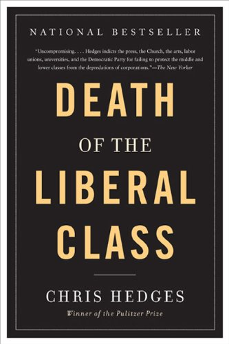 Death of the Liberal Class  N/A edition cover