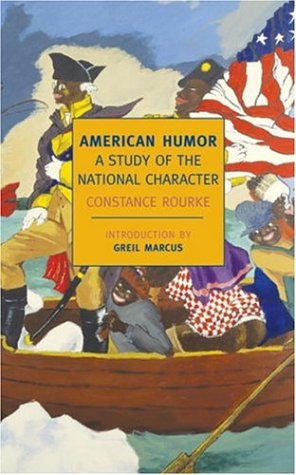 American Humor A Study of the National Character  2004 edition cover