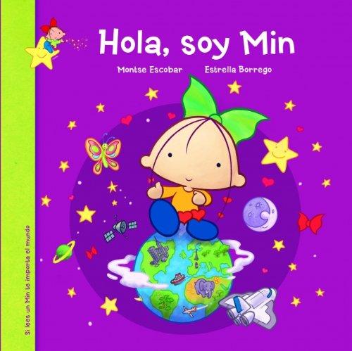 Hola, Soy Min!/ Hi, I'm Min!:  2008 edition cover