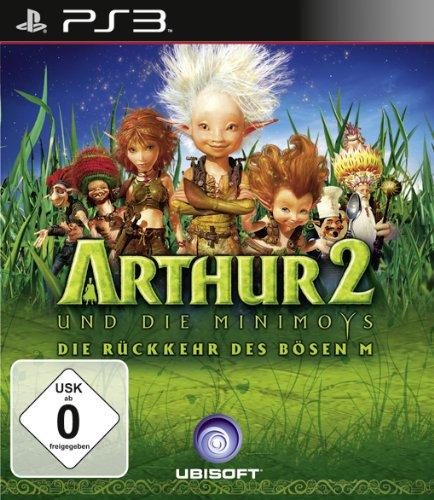 Arthur und die Minimoys 2 - Die Rückkehr des bösen M PlayStation 3 artwork