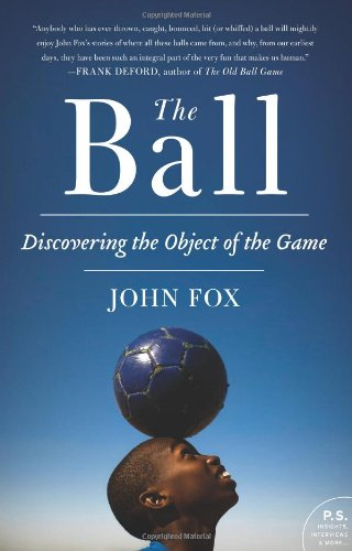 Ball Discovering the Object of the Game  2012 edition cover