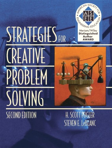 Strategies for Creative Problem Solving  2nd 2008 (Revised) edition cover