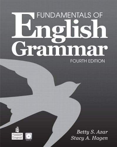 Fundamentals of English Grammar  4th 2011 (Student Manual, Study Guide, etc.) edition cover