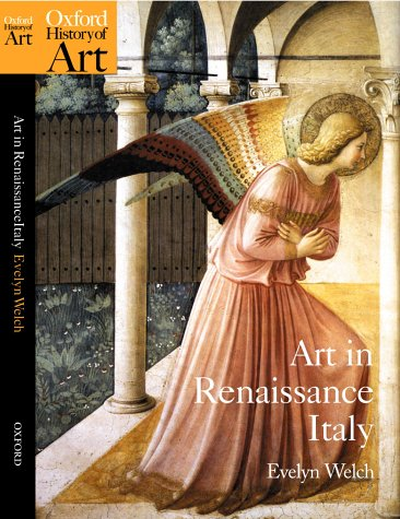 Art in Renaissance Italy   2000 (Reprint) edition cover