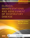 Clinical Manifestations and Assessment of Respiratory Disease  7th 2015 edition cover