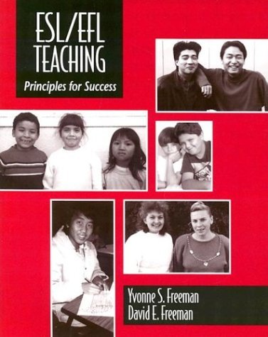ESL/EFL Teaching Principles for Success 2nd 1998 edition cover