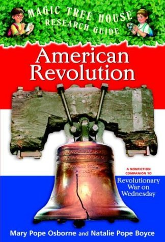 American Revolution A Nonfiction Companion to Revolutionary War on Wednesday  2004 edition cover
