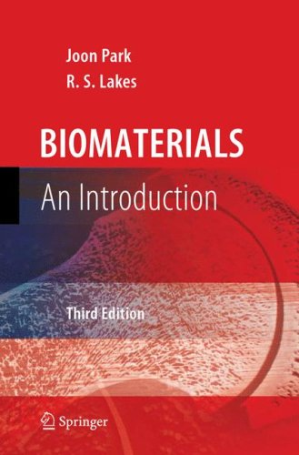 Biomaterials An Introduction 3rd 2007 (Revised) edition cover