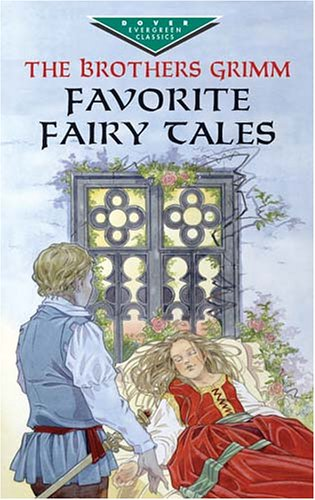 Favorite Fairy Tales of the Brothers Grimm   2001 (Unabridged) edition cover