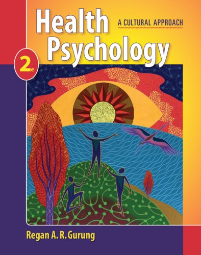 Health Psychology A Cultural Approach 2nd 2010 edition cover