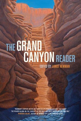 Grand Canyon Reader   2011 edition cover