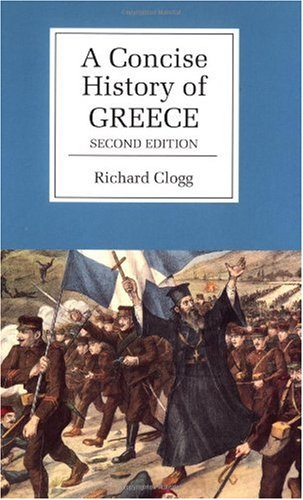 Concise History of Greece  2nd 2001 (Revised) edition cover