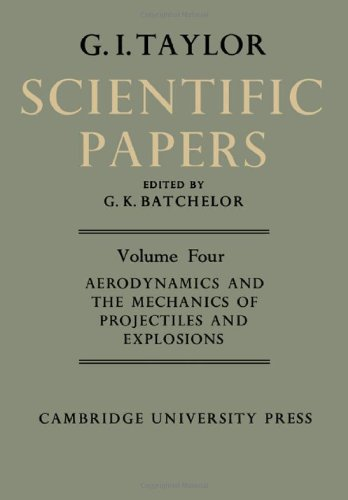 Scientific Papers of Sir Geoffrey Ingram Taylor   2010 9780521158794 Front Cover