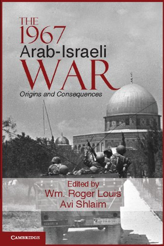 1967 Arab-Israeli War Origins and Consequences  2012 edition cover