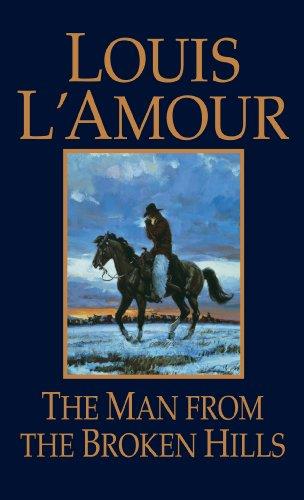Man from the Broken Hills A Novel  1975 (Reprint) 9780553276794 Front Cover