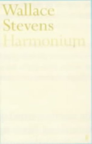 Harmonium (Faber Poetry) N/A edition cover