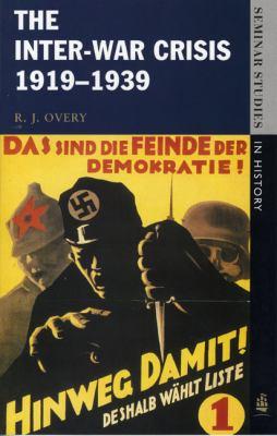 Inter-War Crisis, 1919-1939   1994 edition cover
