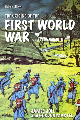 Origins of the First World War  3rd 2006 (Revised) edition cover