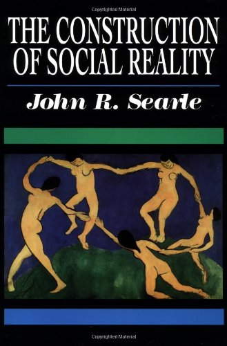Construction of Social Reality   1997 edition cover