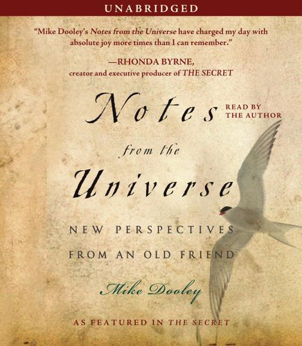 Notes from the Universe: New Perspectives from an Old Friend  2007 edition cover