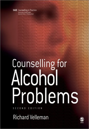 Counselling for Alcohol Problems  2nd 2001 (Revised) 9780761965794 Front Cover