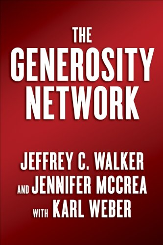 Generosity Network New Transformational Tools for Successful Fund-Raising  2013 edition cover
