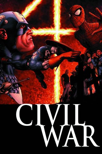 Civil War   2007 9780785121794 Front Cover