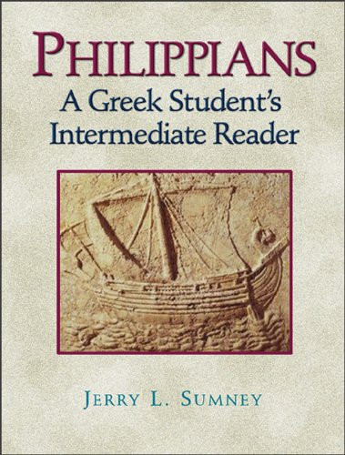 Philippians A Greek Student's Intermediate Reader N/A edition cover
