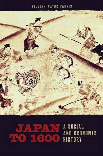 Japan To 1600 A Social and Economic History  2009 9780824833794 Front Cover