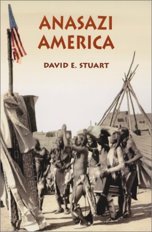 Anasazi America Seventeen Centuries on the Road from Center Place  2000 edition cover