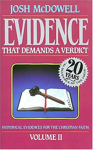 Evidence That Demands a Verdict   1992 (Revised) edition cover