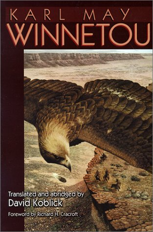 Winnetou   1989 (Abridged) edition cover