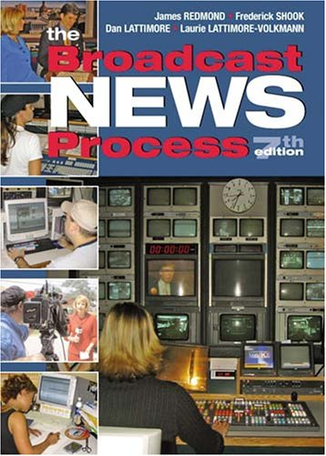 Broadcast News Process 7th 2005 edition cover