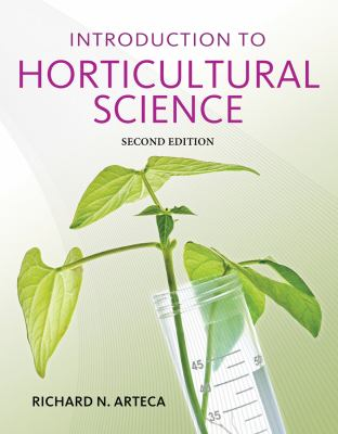 Introduction to Horticultural Science  2nd 2015 edition cover