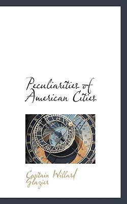 Peculiarities of American Cities  N/A edition cover