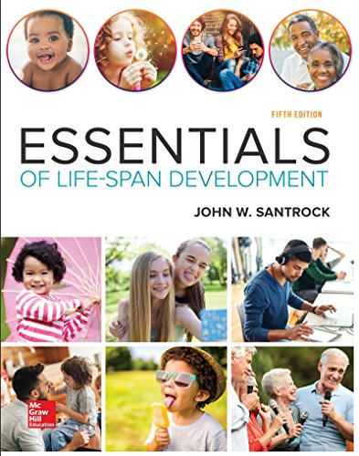 Essentials of Life-span Development:   2017 edition cover