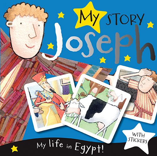 My Story - Joseph   2013 9781400322794 Front Cover