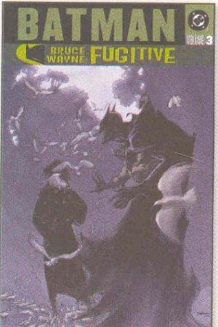 Bruce Wayne Fugitive  Revised 9781401200794 Front Cover