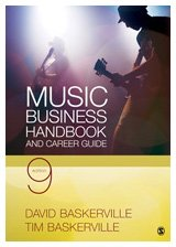 Music Business Handbook and Career Guide  9th 2010 edition cover