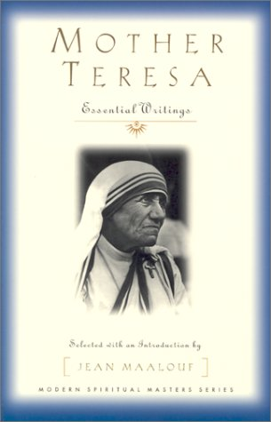 Mother Teresa Essential Writings  2001 edition cover