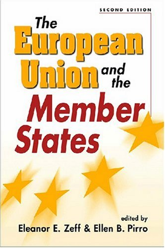 European Union and the Member States  2nd 2006 edition cover
