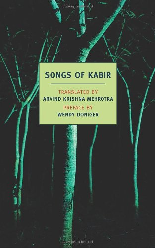 Songs of Kabir   2011 edition cover
