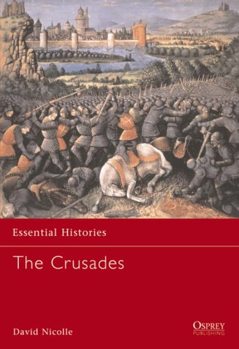 Crusades   2001 edition cover