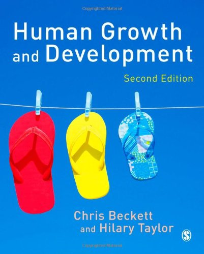 Human Growth and Development  2nd 2010 edition cover