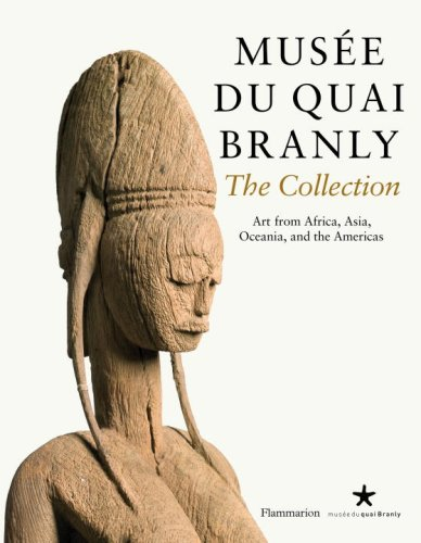 Musee du Quai Branly Art from Africa, Asia, Oceania, and the Americas  2009 9782081225794 Front Cover