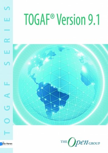 TOGAF Version 9.1  10th 2011 edition cover
