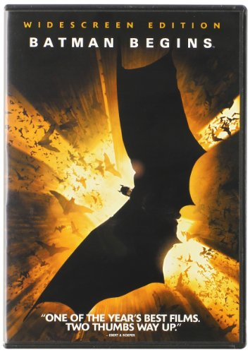 Batman Begins (Single-Disc Widescreen Edition) System.Collections.Generic.List`1[System.String] artwork